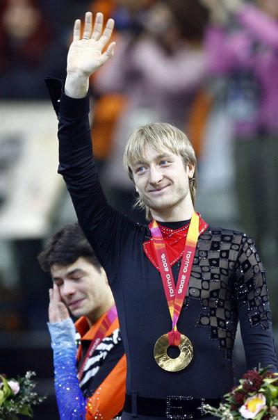 WINTER OLYMPICS FIGURE SKATING MEN FREE SKATE TR2 RUSSIAN SWITZE